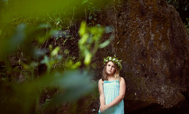 Disney Aulani wedding in Hawaii by Ohana Photographers