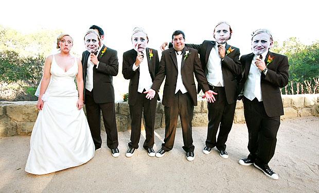 Elings Park wedding in Santa Barbara by Ohana Photographers