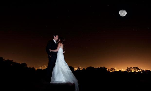 Santa Barbara wedding at Elings Park by Ohana Photographers