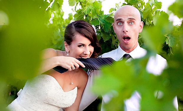 Temecula vineyard wedding at Gershon Bachus winery by Ohana Photographers