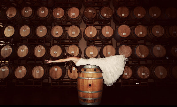 Temecula wedding at Wilson Creek Winery by Ohana Photographers