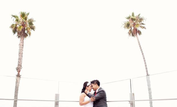 Scripps Seaside Forum wedding photographers in San Diego