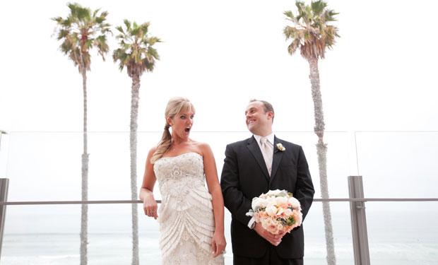 San Diego wedding at Scripps Seaside Forum in La Jolla by Ohana Photographers